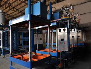 The classification of foam molding machines and their respective structural characteristics