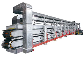 PU/ Phenolic Panel Production Line