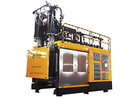 Fully-Automatic EPS Shape Moulding Machine